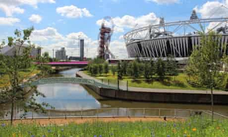 The Olympic Park in London is the most biodiverse Olympic campus ever conceived