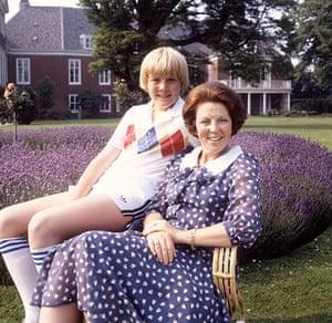 Queen Beatrix: Various Dutch Royals