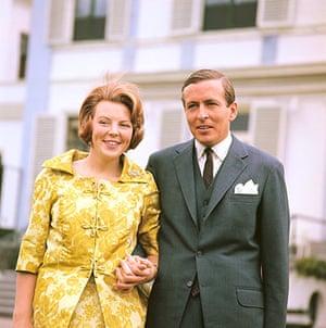 Queen Beatrix: Crown Princess Beatrix and Claus Von Amsberg