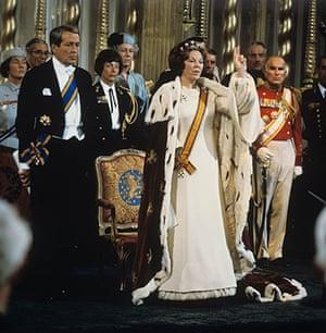 Queen Beatrix: Coronation Of Queen Beatrix