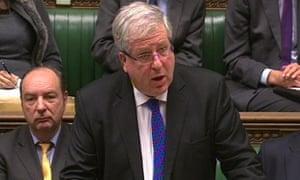 Patrick McLoughlin in Commons