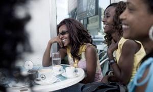 Ethiopia cafe society
