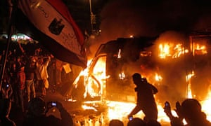 Protests in Cairo, Egypt, this week