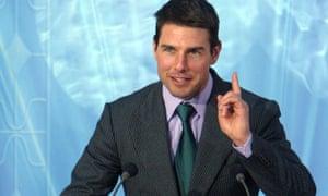 Tom Cruise, scientologist