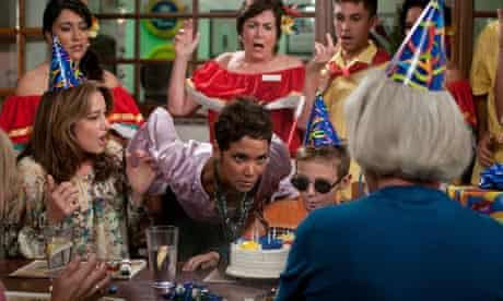 Halle Berry in a scene from Movie 43