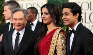 Ang Lee at the Golden Globes