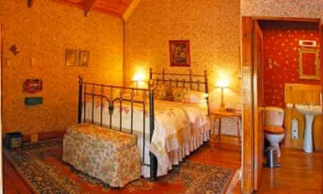 """Deluxe """"Eowyn"""" room at the Hobbit Boutique Hotel, South Africa"""