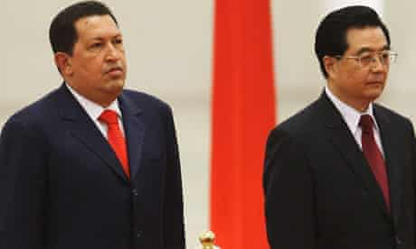 Chavez-in-China
