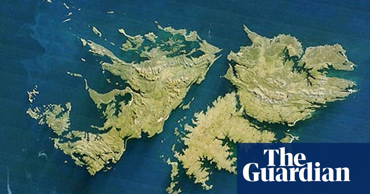 The Falkland Islands: everything you ever wanted to know in data and