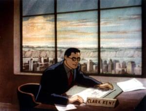 Superman: 'SUPERMAN' CARTOON SERIES, 1941