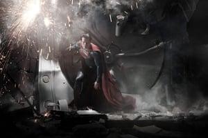 Superman: 2013, MAN OF STEEL; SUPERMAN