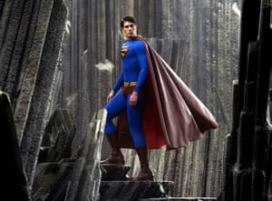Superman: 'SUPERMAN RETURNS' FILM - 2005