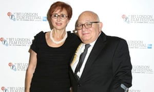 Ben Lewin with his wife, the producer Judi Levine.
