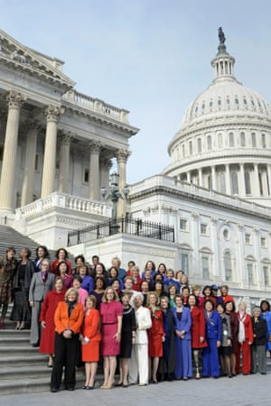 Female members of the House of Representatives in the 113th Congress