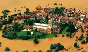 Tewkesbury, Gloucestershire, 2008