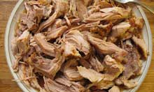 Rachael Wass recipe pulled pork