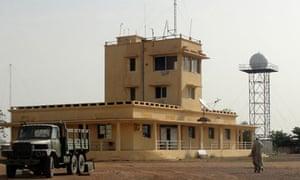 Kidal airport, Mali