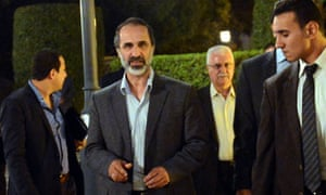 Syrian opposition leader Ahmed Moaz al-Khatib says he is prepared to enter talks with the Assad regime.