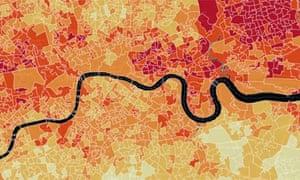 Census 2011: languages spoken map