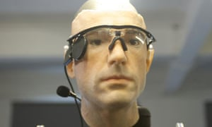 The bionic Dr Bertolt Meyer
