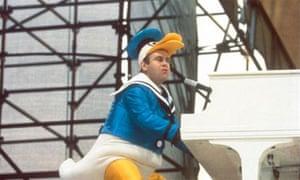 Elton John, 1983