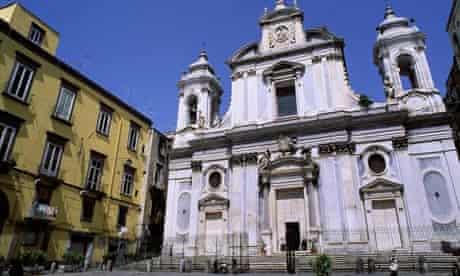 Girolamini church