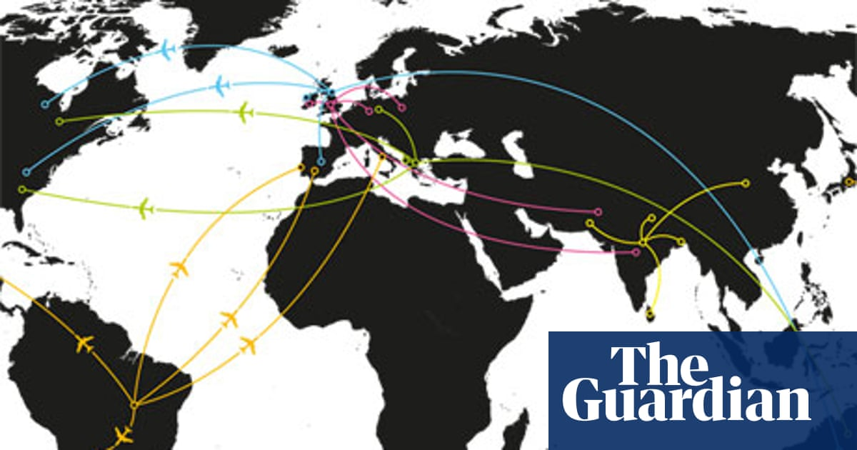 The great escape: European migrants fleeing the recession | Global
