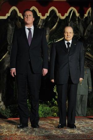 Algerian and British talks over Al Qaida threat
