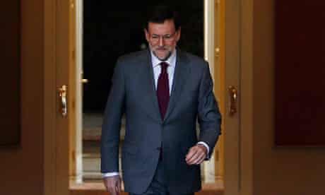 Spain's PM Rajoy
