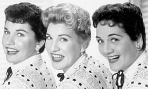 patty andrews obituary music the guardian