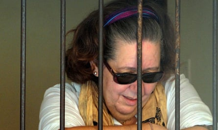 Lindsay Sandiford faces death by firing squad in Bali after being convicted of smuggling drugs into Indonesia.
