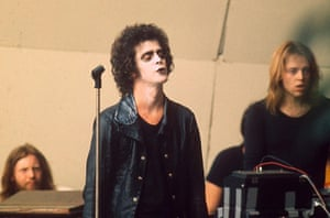 Glam Rock Legends: Lou Reed