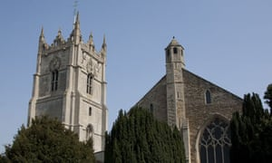 A church in Wisbech, Cambridgeshire