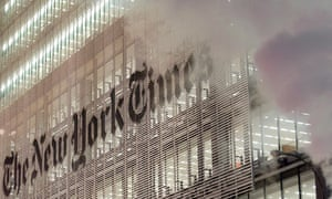 New York Times building China hack