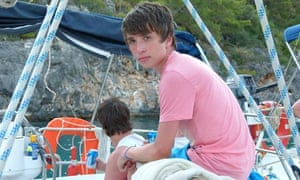 Charlie Hutton, who died after being hit by the propeller of a boat