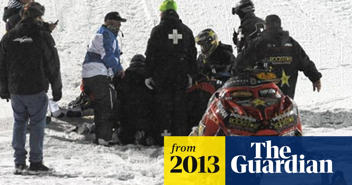 X Games safety in spotlight after snowmobiler Caleb Moore's