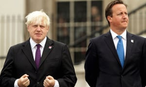 Boris Johnson - Tory party: the rising stars and those fading fast