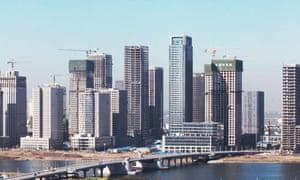 China's new Manhattan