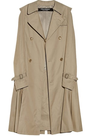 Raincoats In Pictures Fashion The Guardian