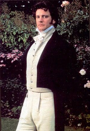 Ten best: Fitzwilliam Darcy