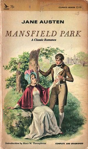 Ten best: Mansfield Park