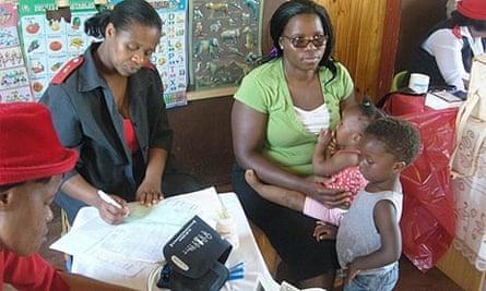 Women in Swaziland