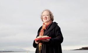 Alison Lea-Wilson of the Anglesey Sea Salt Company