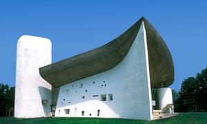 Le Corbusier's Ronchamp
