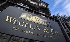 Switzerland's oldest bank, Wegelin