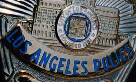 Los Angeles Police Department Badge