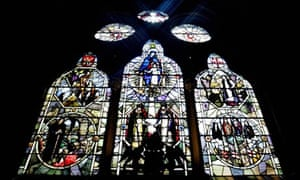 Southwark Cathedral windows