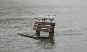 2012: Britain's year of floods