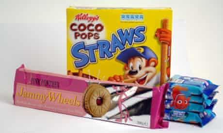 Kellog's Coco Pops Straws