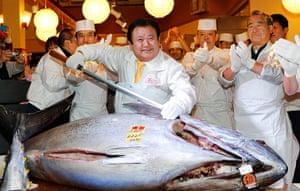 tuna: Kiyoshi Kimura